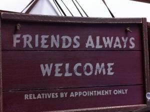 prieteni si rude